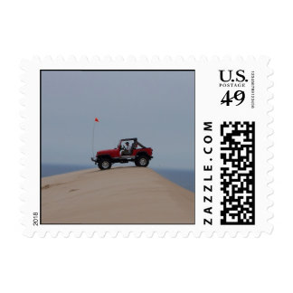 At the Dunes Stamp (SMALL)