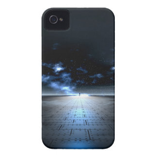 at the edge of time Case-Mate iPhone 4 cases