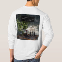 At the end of the day all are equal men's T-shirt