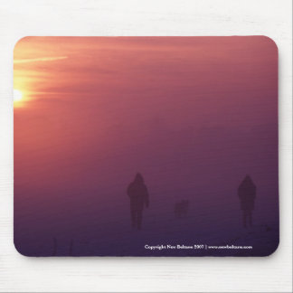 At the end of the day - Mousemat. Customise. Mouse Pad