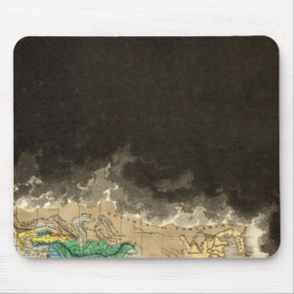 At The End of The Third Punic War 146 BC Mousepad
