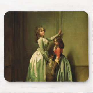 At the Entrance, 1796-98 Mouse Pad