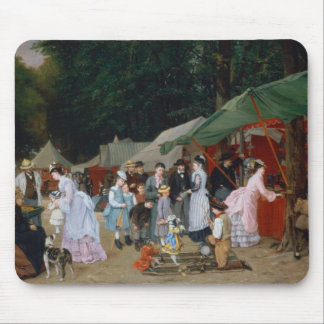 At The Fair,1877 Mouse Pad