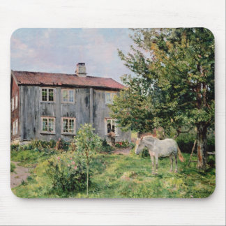 At the Farm, 1889 Mouse Pad
