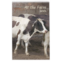 At The Farm 2019 Calendar