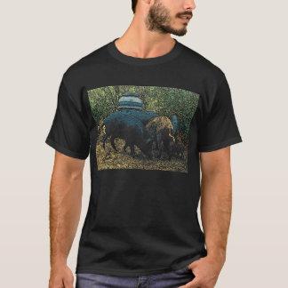 at the feeder T-Shirt
