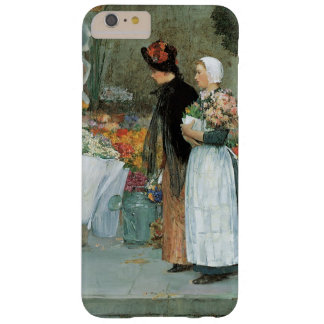 At The Florist by Childe Hassam, Vintage Fine Art Barely There iPhone 6 Plus Case