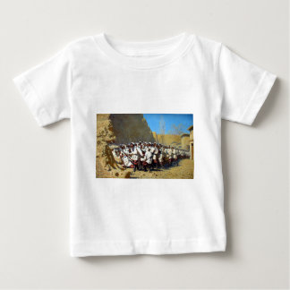 At the Fortress Walls: Let Them In! T Shirt