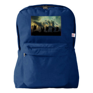 At The Going Down Of The Sun Backpack