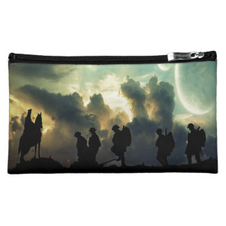 At The Going Down Of The Sun Cosmetic Bag