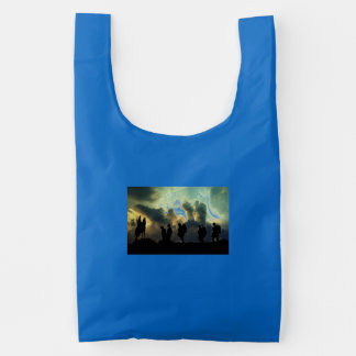 At The Going Down Of The Sun Reusable Bag