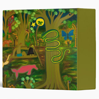 At the Heart of the Amazon River 2010 Vinyl Binders