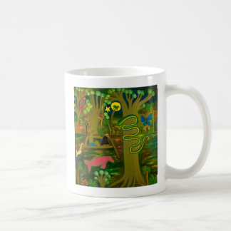 At the Heart of the Amazon River 2010 Classic White Coffee Mug