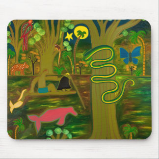 At the Heart of the Amazon River 2010 Mouse Pad