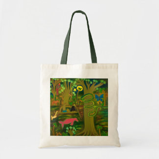 At the Heart of the Amazon River 2010 Tote Bag
