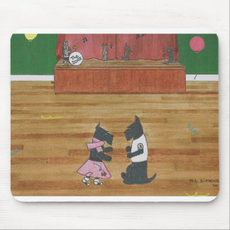At The Hop-Scotch Mouse Pad