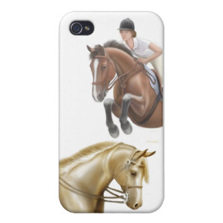 At the Horse Show Speck Case iPhone 4/4S Cases