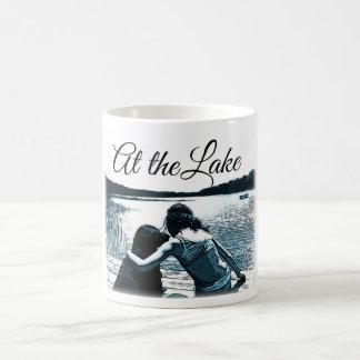 At the Lake. Coffee Mug