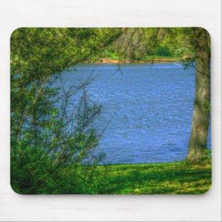 At The Lake mousepad