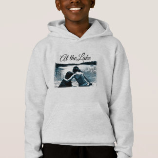 "At the Lake ""To Do"" List Hoodie"