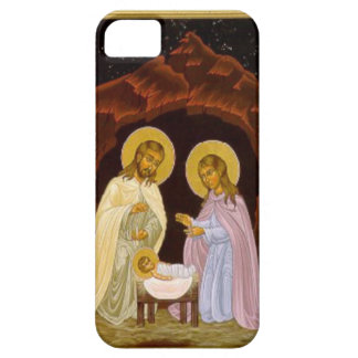 At the manger iPhone SE/5/5s case