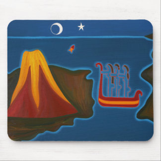At the Messina Strait 2006 Mouse Pad