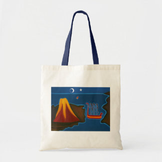 At the Messina Strait 2006 Tote Bag