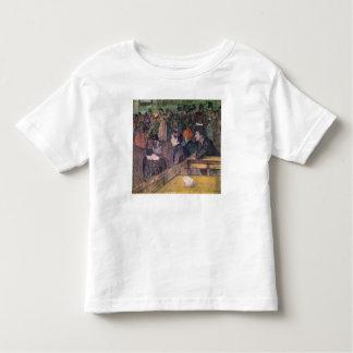 At the Moulin de la Galette, 1899 Toddler T-shirt