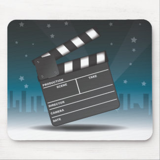 At The Movies Mouse Pad