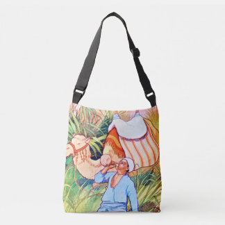 At The Oasis Crossbody Bag