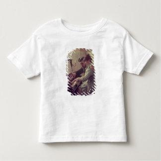 At the Piano Toddler T-shirt