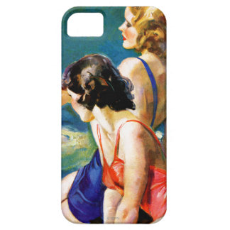 At the Pool iPhone 5 Covers
