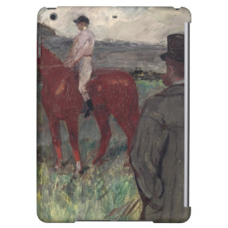 At the Racecourse, 1899 iPad Air Covers