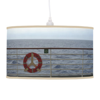 At the Railing Hanging Ceiling Lamp