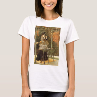 At the Rifle Range by James Tissot, Vintage Art T-Shirt
