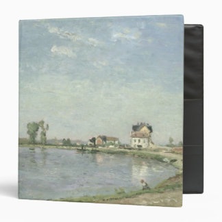 At the River's Edge, 1871 3 Ring Binder