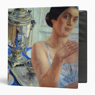 At the Samovar, 1926 3 Ring Binder