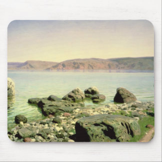 At the Sea of Galilee, 1888 Mouse Pad