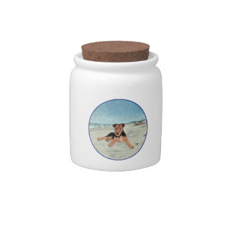 At the Seashore Candy Jars