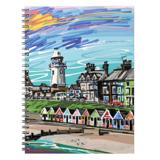 At the Seaside Notebook