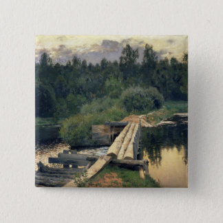 At the Shallow, 1892 Pinback Button