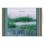 At the Shore Note Card