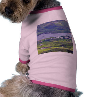 At The Slieve League Cliffs In Ireland 5 Doggie T Shirt