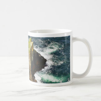 At The Slieve League Cliffs In Ireland Coffee Mugs