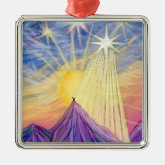 At the Summit Christmas Tree Ornaments