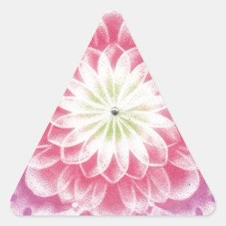 At the time of Mandara art ~ start Triangle Sticker