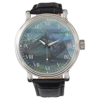 At the Water's Edge Wrist Watch