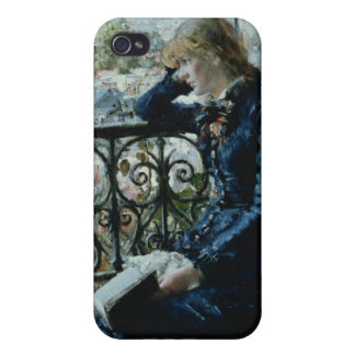 At the Window, 1881 iPhone 4/4S Case