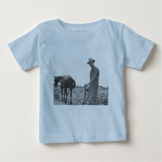 At Work in the Cotton Baby T-Shirt