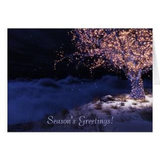At World's Edge Christmas Card